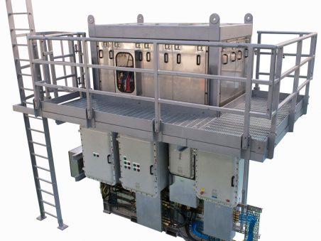 Bespoke hot water pump system 03