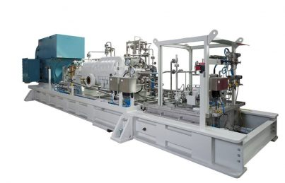 Cooling pump system